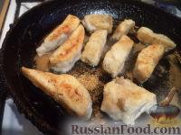 Фото приготовления рецепта: Рыба жареная - шаг №5
