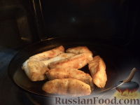 Фото приготовления рецепта: Рыба жареная - шаг №6