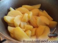 Фото приготовления рецепта: Картофель отварной с грибами - шаг №12
