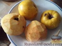 Фото приготовления рецепта: Варенье из айвы (первый способ) - шаг №3