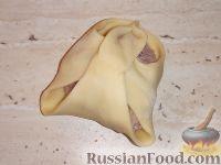 Фото приготовления рецепта: Манты - шаг №11