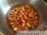 Фото приготовления рецепта: Варенье из айвы (первый способ) - шаг №7