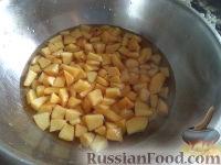 Фото приготовления рецепта: Варенье из айвы (первый способ) - шаг №6