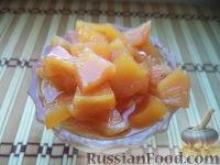 Фото к рецепту: Варенье из айвы (первый способ)