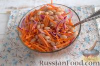 Фото приготовления рецепта: Фасоль в азиатском стиле - шаг №8