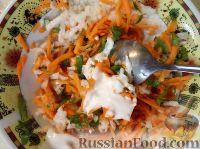 Фото приготовления рецепта: Репа с морковью - шаг №6