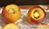 Фото приготовления рецепта: Запеченные яблоки с орехами и изюмом - шаг №2
