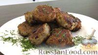 Фото приготовления рецепта: Рыбные котлеты из бычков - шаг №7