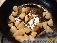 Фото приготовления рецепта: Жаркое из говядины в горшочке - шаг №5