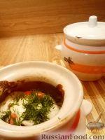 Фото приготовления рецепта: Жаркое из говядины в горшочке - шаг №16