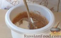 Фото приготовления рецепта: Шоколадный фондан - шаг №4