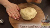 Фото приготовления рецепта: Постный вишневый пирог - шаг №4