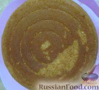 Фото приготовления рецепта: Бисквитный торт с мармеладом - шаг №1