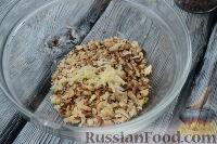 Фото приготовления рецепта: Салат из языка с грецкими орехами - шаг №3