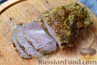 Фото к рецепту: Пастрома из говядины