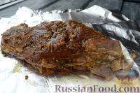 Фото приготовления рецепта: Пастрома из говядины - шаг №8
