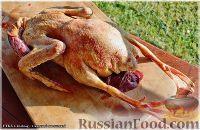 Фото приготовления рецепта: Утка, тушенная в яблоках, с жареной Антоновкой - шаг №1