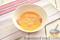 Фото приготовления рецепта: Шницель из куриного филе - шаг №5