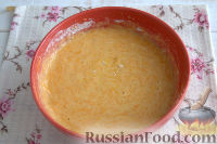 Фото приготовления рецепта: Запеканка из тыквы (в мультиварке) - шаг №6