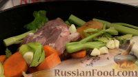 Фото приготовления рецепта: Свиная рулька в пиве, по-баварски - шаг №5