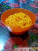 Фото к рецепту: Тыквенная каша с рисом