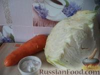 Фото приготовления рецепта: Белокочанная капуста квашеная - шаг №1