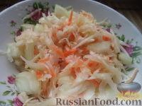 Фото приготовления рецепта: Белокочанная капуста квашеная - шаг №7