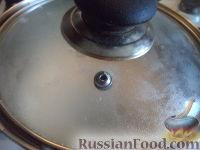 Фото приготовления рецепта: Каша рисовая молочная - шаг №5