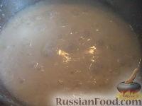 Фото приготовления рецепта: Каша рисовая молочная - шаг №6
