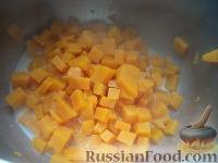 Фото приготовления рецепта: Тыквенная каша - шаг №4