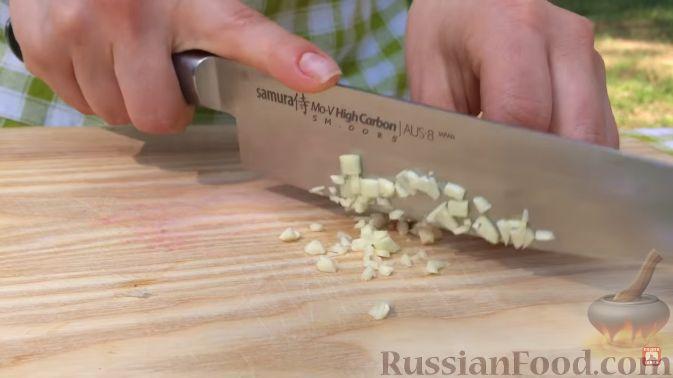 Фото приготовления рецепта: Ленивые ватрушки в хлебе - шаг №7