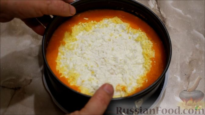 салат с печенью трески рецепт 7