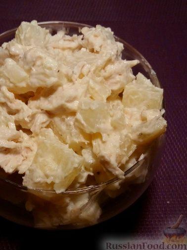 Фото приготовления рецепта: Сметанные лепёшки из дрожжевого теста (в духовке) - шаг №12