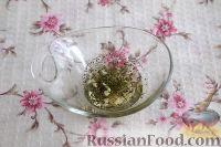 Фото приготовления рецепта: Праздничный винегрет с картофельными чипсами - шаг №3