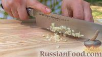Фото приготовления рецепта: Курица на гриле, с овощами и соусом барбекю - шаг №13