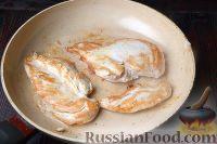 Фото приготовления рецепта: Салат с курицей, авокадо и брынзой - шаг №2