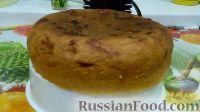 Фото приготовления рецепта: Шарлотка с яблоками (в мультиварке) - шаг №6