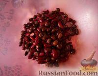 Фото приготовления рецепта: Салат с фасолью, грибами и сухариками - шаг №1