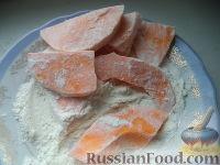 Фото приготовления рецепта: Жареная тыква сладкая - шаг №4