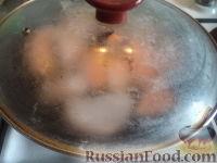 Фото приготовления рецепта: Жареная тыква сладкая - шаг №7