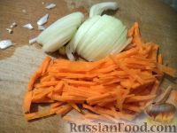 Фото приготовления рецепта: Маринованная сельдь - шаг №5
