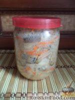 Фото приготовления рецепта: Маринованная сельдь - шаг №10