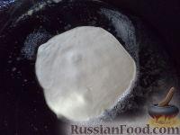 Фото приготовления рецепта: Татарские лепешки - шаг №12