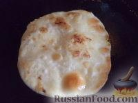 Фото приготовления рецепта: Татарские лепешки - шаг №13