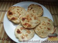 Фото приготовления рецепта: Татарские лепешки - шаг №14
