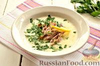 Фото к рецепту: Чихиртма (куриный суп по-грузински)