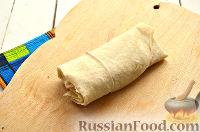 Фото приготовления рецепта: Шаурма куриная - шаг №11