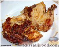 Фото к рецепту: Цыплёнок таПака