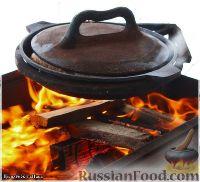 Фото приготовления рецепта: Цыплёнок таПака - шаг №15