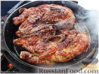 Фото приготовления рецепта: Цыплёнок таПака - шаг №16